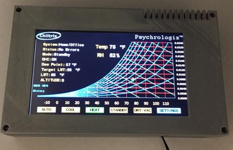 psychrologix chiller controller